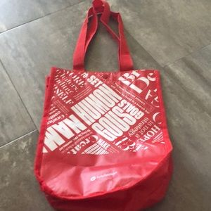 lululemon athletica Accessories - 4x small reusable lulu bags. If you buy all is